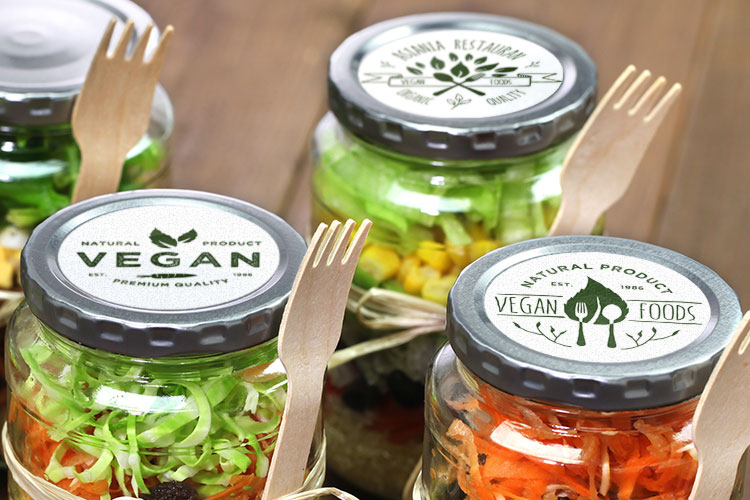 personalized premium canning labels 4over4 com