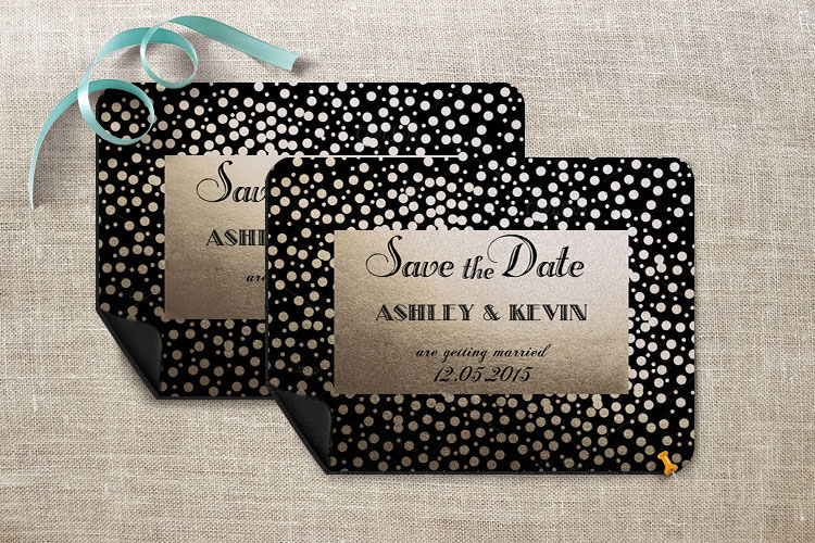 Save the date magnets cheap in Melbourne