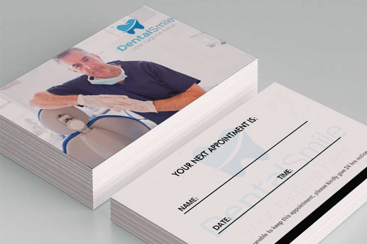 appointment cards