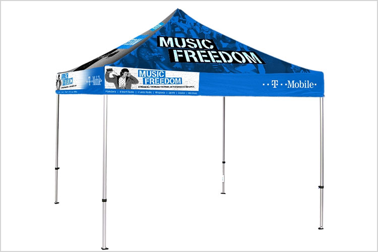 Turn Bystanders Into Fans With Event Tents