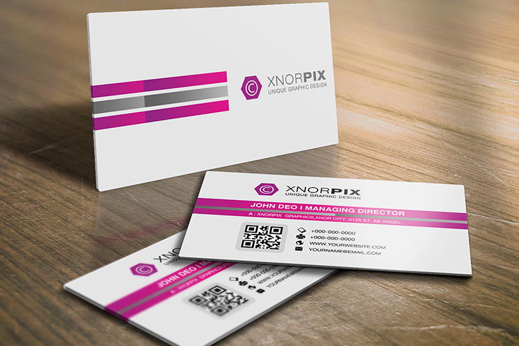 Rigid plastic business cards 4over4 rigid plastic business cards stylish and durable reheart Images