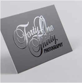 Images from http://creativeoverflow.net/30-stunning-examples-of-spot-uv- printed-business-cards/